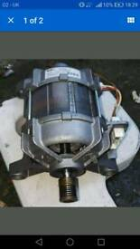HOTPOINT AQ9D69S WASHING MACHINE MOTOR