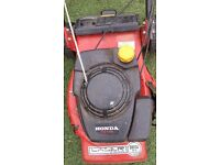 For Spares,Honda GV100 petrol self propelled lawnmower