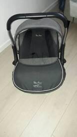 Silvercross Metropolitan car seat