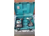 MAKITA DTW251 18V IMPACT WRENCH