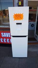 New/graded tall fridge freezer with water dispenser only £179