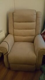 Remote reclining chair Brand - Refined