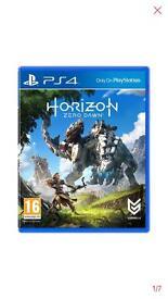 Horizon Zero Dawn PS4 Game
