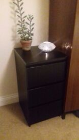 Chest of 3 drawers - Dresser