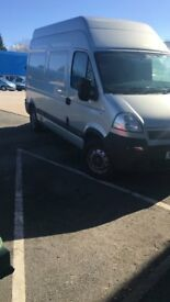 SILVER VAN FOR SALE VERY GOOD CONDITION Vauxhall Movano