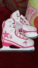 Used girls ice skates