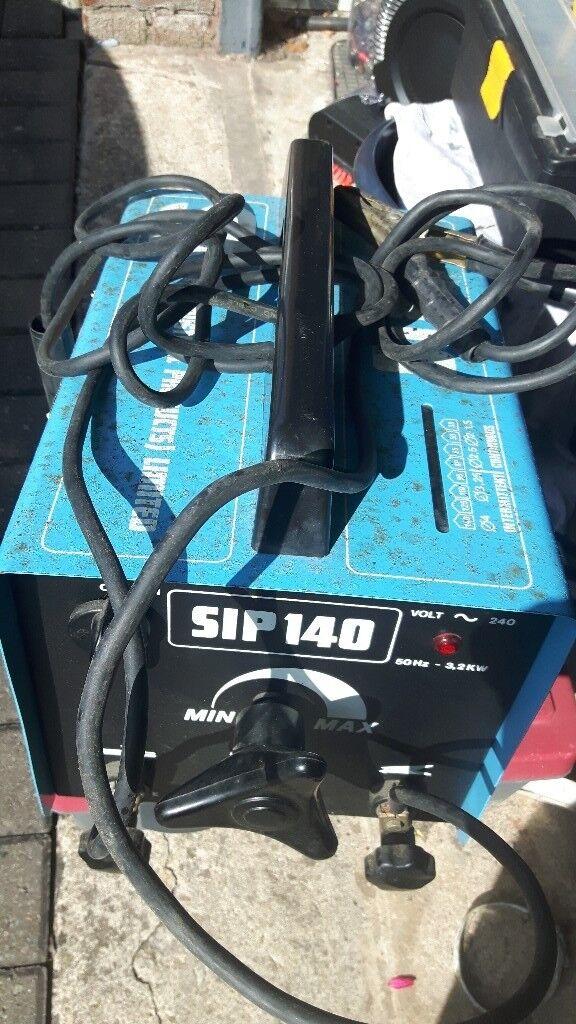 SIP 140 amp arc welder | in Marple, Manchester | Gumtree