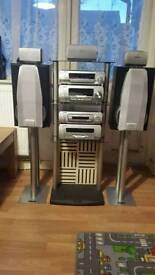 5 Cd Stereo Hifi £180