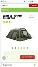 Complete camping set up! BARGAIN!