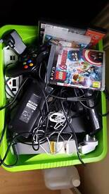Xbox 360, ps3 and wii