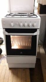 **INDESIT**GAS COOKER**50CM**COLLECTION\DELIVERY**NO OFFERS**