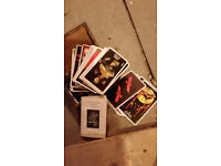 The Crow Tarot Deck in Wooden Box