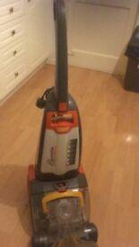 Vax rapide carpet cleaner