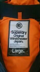 Superdry size (M) ! ! !Stylish Mens jacket .