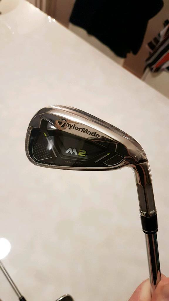 *BRAND NEW* 2017 Taylormade M2 irons