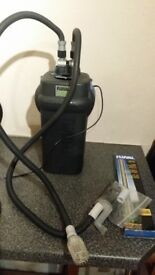 Fluval 205 external filter good condition