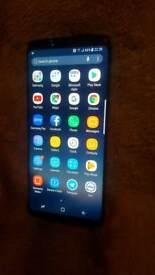 Galaxy s8 64GB black colour