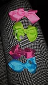 Mini jojo bow collection