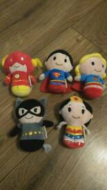 Little toy super heros