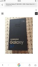 Samsung s7 gold unlocked 32gb