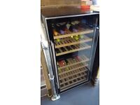Wine fridge in outstanding condition