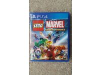 Lego Marvel Super Heroes PS4 game - mint condition