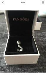 Pandora chicken charm in box