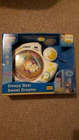 Vtech Sleepy Bear Sweet Dreams Mobile Nightlight
