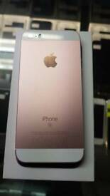 Apple iPhone SE ROSE GOLD GRADE A unlocked
