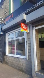 Takeaway currently closed