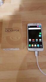 Samsung galaxy S5 white 3 network