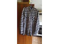 Mens xl padded thermal shirt
