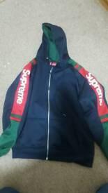 Supreme fleecy jacket