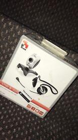camera& mic headset