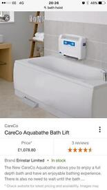 Bath hoist