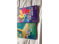 Childcare course books