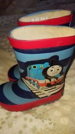 Thomas the Tank Engine M&S size 4 wellies