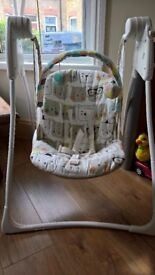 used baby swing still in very good condition
