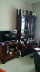 Tv unit and display carbinet
