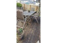 Hardwood Garden Furniture for sale