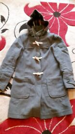 Superdry duffle coat size 8-10