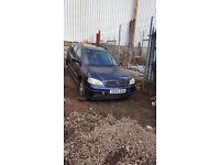 Vauxhall Astra 1.7 TD Cheap parts for sale ! So Cheap ! Left hand Drive
