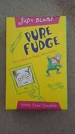Judy Blume set of books