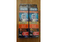 Oral B Trizone Toothbrush Heads x 16 (Brand New)