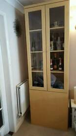 Glass fronted Storage Unit