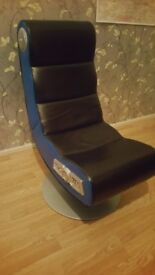 X Rocker Orion Bluetooth Gaming Chair With power cable but no audio cable
