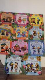 Set of Fifi Flowertot books