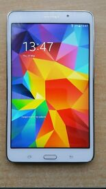 "Samsung Galaxy Tab 4, 7"", 8GB, Wifi only, Excellent condition"