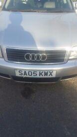 Selling my fantastic Audi A6 - 2005 REG