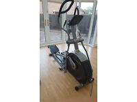 Livestrong LS12.9E Elliptical X-Trainer compatible with Heart Rate Monitor